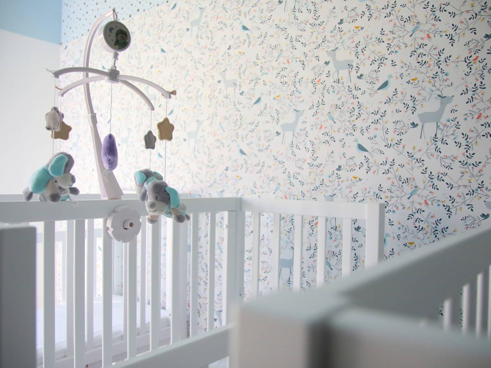 Micro-crèche Les Bons Môme'nts - Metz Queuleu, écoquartier de la Seille - Zone lits bébé